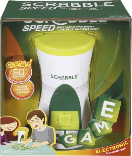Mattel Scrabble Speed