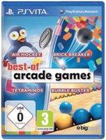Best Of Arcade Games (PS Vita)