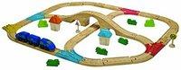 Plan Toys  Railway Set