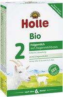 Holle Bio-Folgemilch auf Ziegenmilchbasis 2 (400 g)