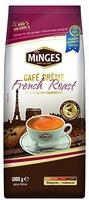 Minges Creme Caffe French Roast ganze Bohne (1 kg)