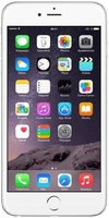 Apple iPhone 6 Plus 128GB Silber ohne Vertrag