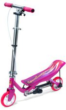 Space Scooter Junior pink