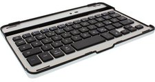 InLine Bluetooth Tastatur Alu-Cover - iPad mini (schwarz) DE