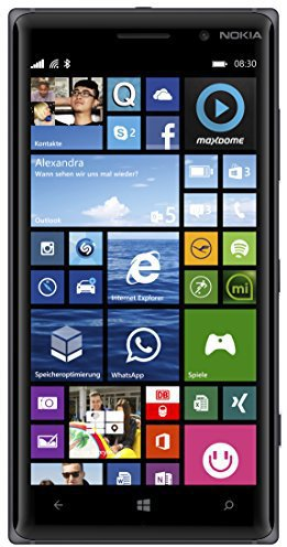 Nokia Lumia 830 Schwarz ohne Vertrag