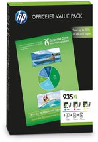 Hewlett Packard HP Nr. 935XL Value Pack (F6U78AE)