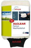 Alclear Ultra-Microfaser Waschhandschuh weiß