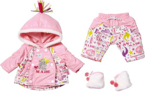 Baby Born Deluxe Schnee Set (819289)