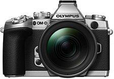 Olympus OM-D E-M1 Kit 12-40 mm (silber)
