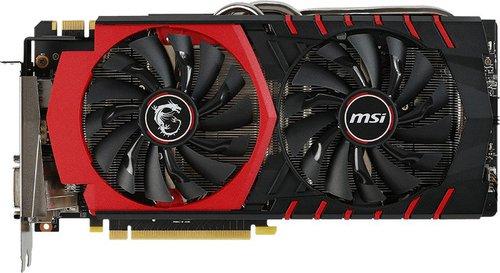 MSI GTX 980 GAMING 4G (4096MB)