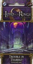 Fantasy Flight Games The Lord of the Rings LCG: Trouble in Tharbad (englisch)