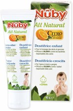 Nuby All Natural Lernzahncreme (45 g)
