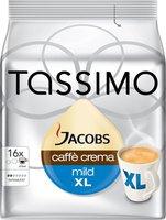 Tassimo Jacobs Caffè Crema mild XL T-Disc (16 Stk., 16 Portionen)