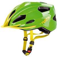 Uvex Quatro Junior grün-gelb