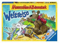 Ravensburger Mauseschlau & Bärenstark Weltreise
