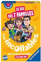 Ravensburger Jeu des 7 familles Incollables (französisch)