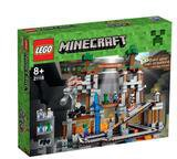 LEGO Minecraft - The Mine (21118)