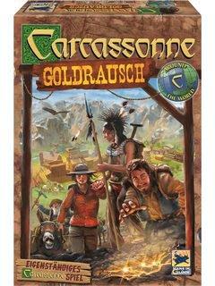 Schmidt Spiele Carcassonne - Goldrausch