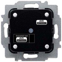 Busch-Jaeger Sensoreinheit 1-fach, schwarz 6221/1.0