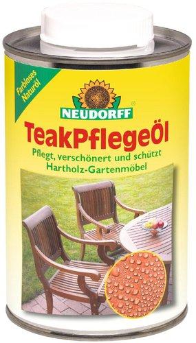Neudorff Teak Pflege Öl (500 ml)