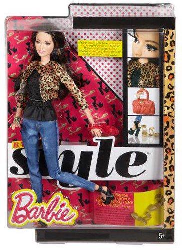 Barbie Deluxe-Moden Fashionista assortiert