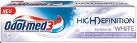 Odol-med3 High Definition White intensive Minze Zahncreme (75 ml)
