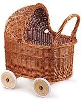 Egmont Toys Puppenwagen aus Korb (520049)