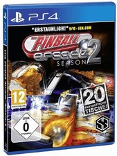 The Pinball Arcade: Season 2 (PS4)