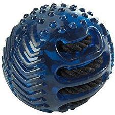 Hunter TPR Ball mit Baumwollkordel (9 cm)