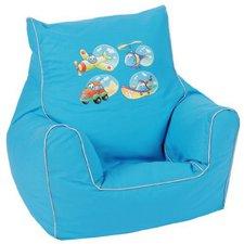 Knorr-Baby Mini-Sitzsack - Transporters