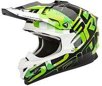 Scorpion VX-15 Evo Air Grid schwarz/grün