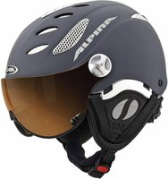 Alpina Eyewear Jump JV blue matt