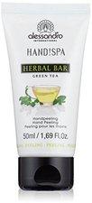 Alessandro Herbal Bar Green Tea Hand Peeling (50 ml)