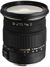 Sigma 17-50mm f2.8 EX DC OS HSM [Sigma]