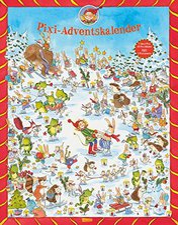 Carlsen Verlag Pixi-Adventskalender