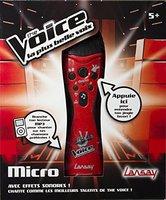 Lansay The Voice Mikrofon (17558)