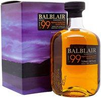 Balblair Vintage 1999 0,7l 46%