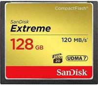 SanDisk CompactFlash Extreme 128GB (SDCFXSB-128G-G46)