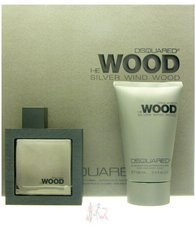 Dsquared2 Silver Wind Wood Set
