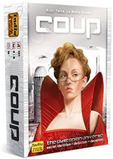 Indie Boards & Cards Coup (englisch)