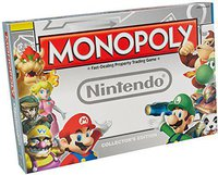 USAopoly Monopolyl Nintendo