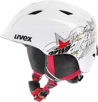 Uvex Airwing 2 pink/snowman