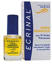 Ecrinal Nail Repair Serum with 10 Precious Oils (10 ml)
