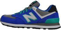 New Balance WL574 blue/turquoise (WL574SGB)