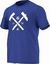 Adidas FC Schalke 04 T-Shirt Team Grafik 2014/2015