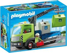 Playmobil City Action - Altglas-LKW mit Containern (6109)