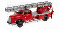 Minichamps Mercedes-Benz L 6600 Aerial Ladder DL30 1950 (109031080)