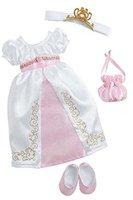 Zapf Creation Nelli dreams Kleiderset Prinzessin weiß