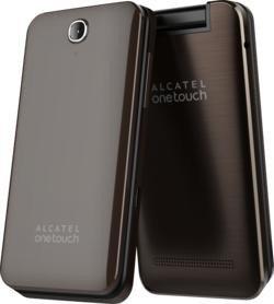 Alcatel One Touch 20.12G dark chocolate ohne Vertrag
