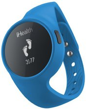 iHealth Wireless Activity and Sleep Tracker blue